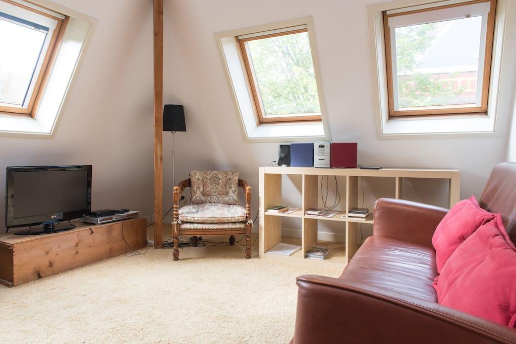 Apt priv spacieux dans le quartier de pijp appartements louer amsterdam noord holland - Chambre a louer amsterdam ...