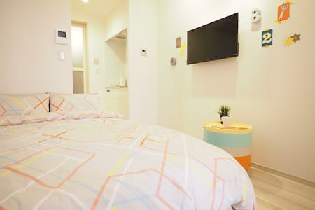 New Room Asakusa Ueno +Mobile WiFi - Arakawa-ku