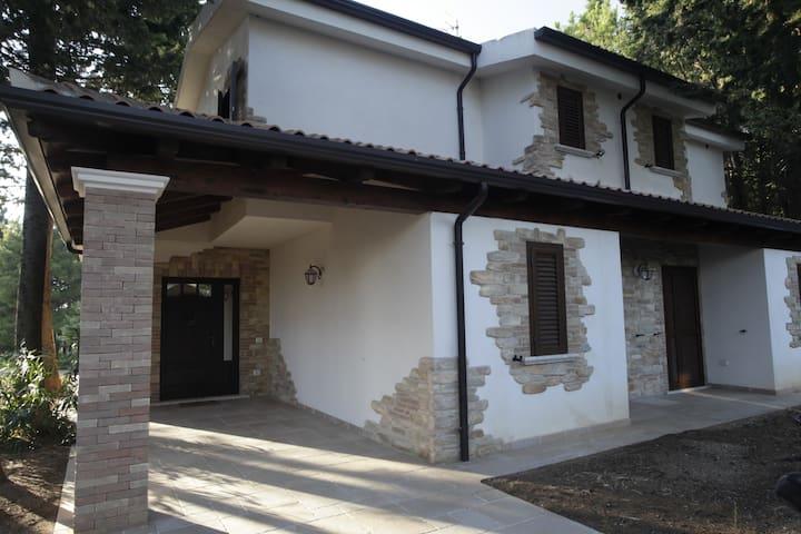 Beautiful & Peaceful Villa - Scalea - Villa