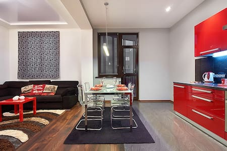 2.04 Двухкомнатные апартаменты VIP - Grodno