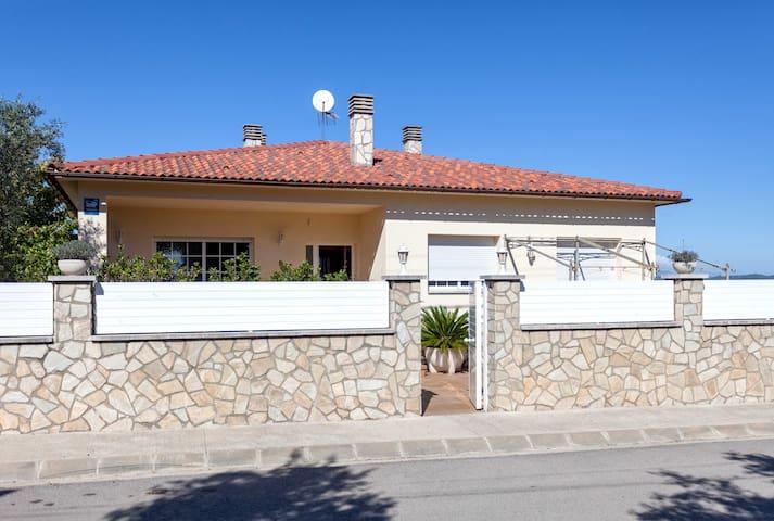 CASA MAMMA MIA 300mts.COSTA BRAVA. - Tordera - House