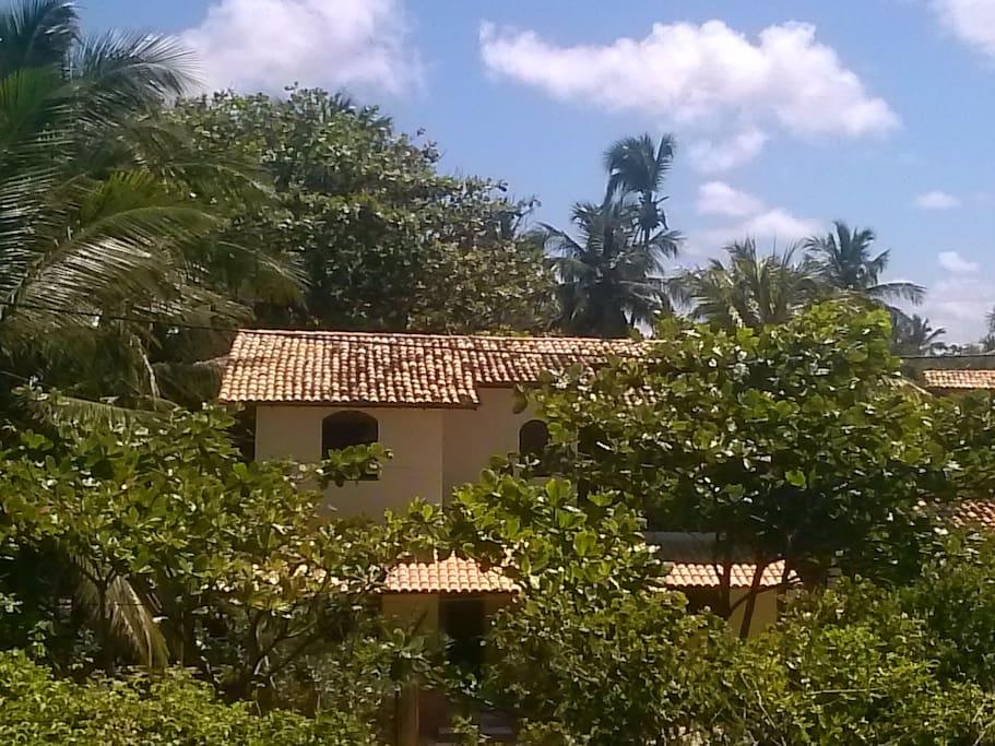 Suites d´Artiste Imbassai Casa na Praia