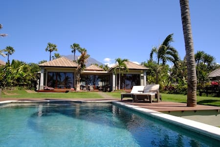 Luxus Villa Tropicana with big pool - Karangasem - House