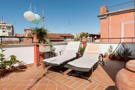 PignetoRhome: Casetta Allegra - Rzym - Apartament