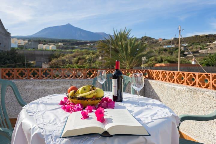 La Sabina in Rural Tenerife - Icod de los Vinos