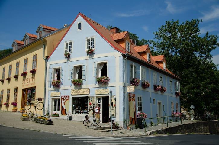 Ubytování v Muzeu Včerejší svět - Loket - House