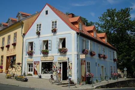 Ubytování v Muzeu Včerejší svět - Loket - Haus