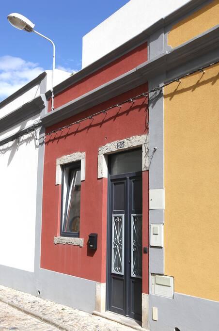 facade - casas da viola - t1-duplex