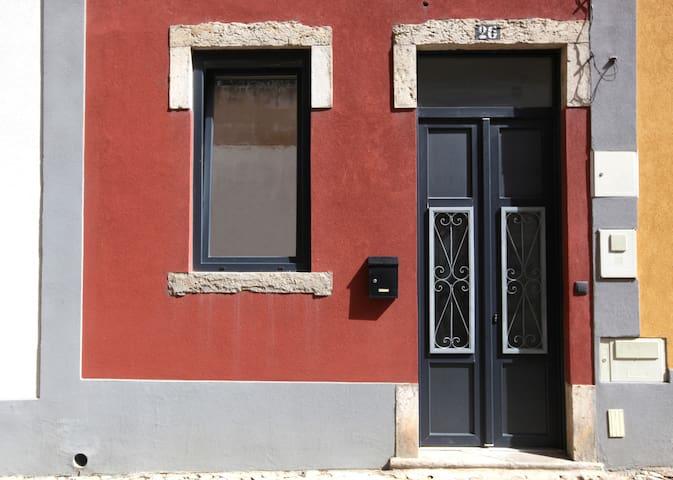 Casa da Viola - T1 Duplex - Far