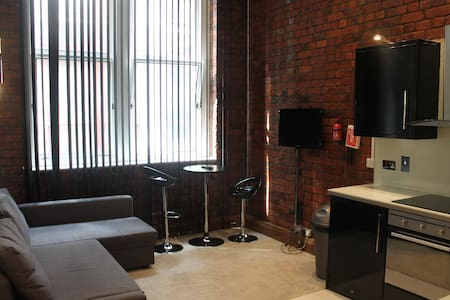 Stylish City Centre Apartment - Manchester - Wohnung