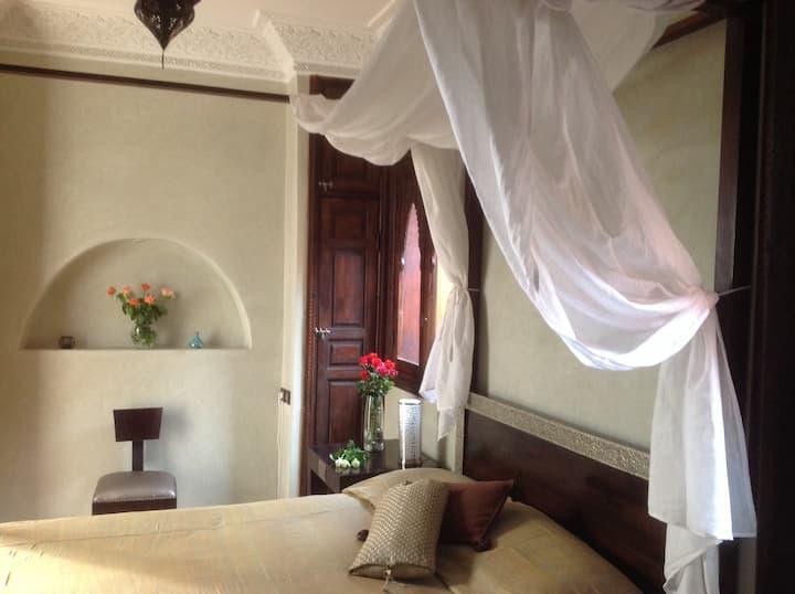 Affordable luxury... Room Raja