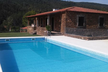 Renovated farmhouse with pool in Minho - Amonde