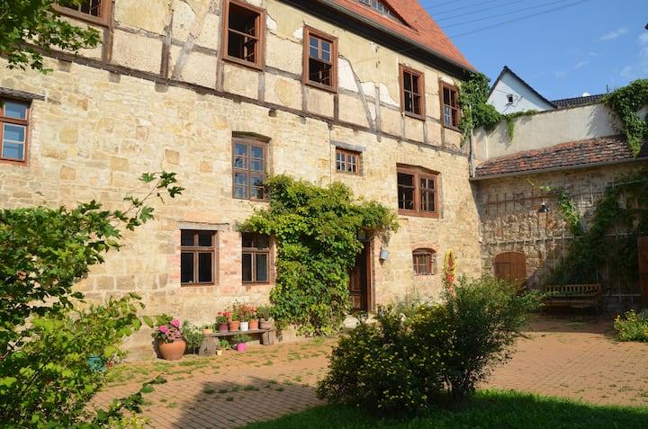 Romantische Wassermühle Zappendorf