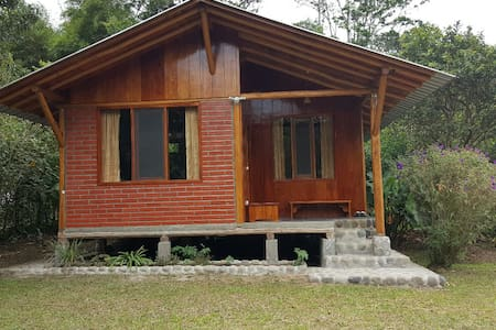ECO - CABIN IN MINDO - ECUADOR - Quito