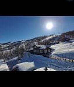 Ski inn/Ski out, Wonderfull cottage - Blockhütte