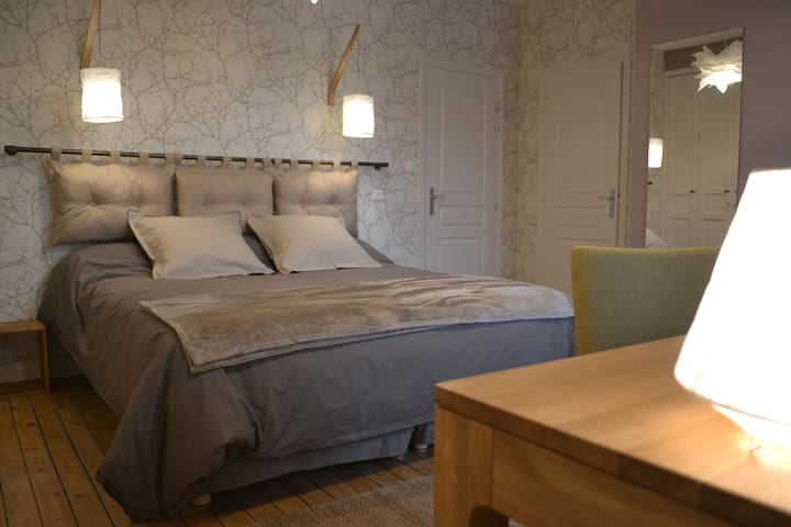B&B de charme proche gare ARRAS - P - Arras - Bed & Breakfast