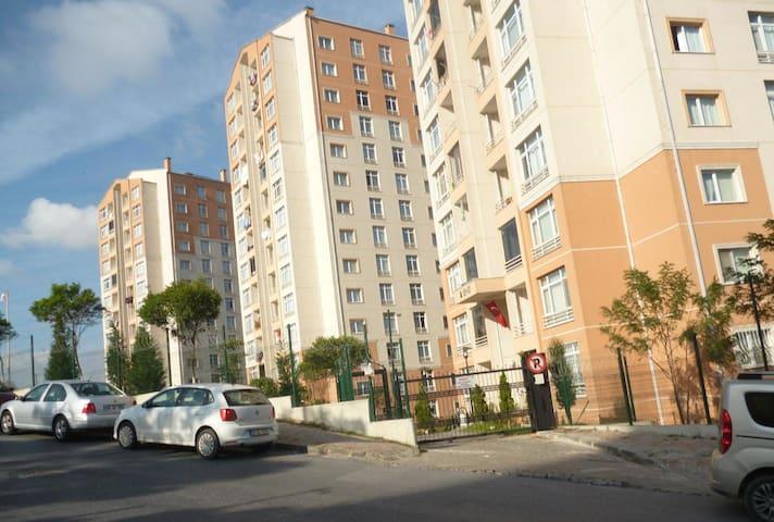 KAYASEHiR Suites & Flats《》İSTANBUL - Istanbul - Lägenhet