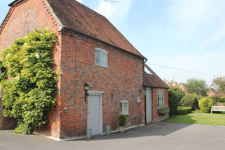 The Granary Cottage - Letcombe Bassett - Hus