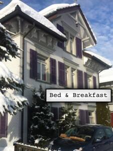 Komm ins schöne Toggenburg - Bütschwil - Haus