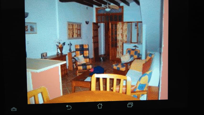 Lovely One bed apartment near beach - Oliva - Casa