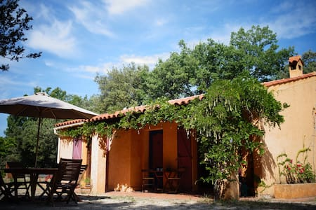 charmante et confortable villa - Régusse
