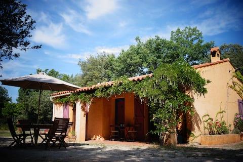charmante et confortable villa dans le Verdon