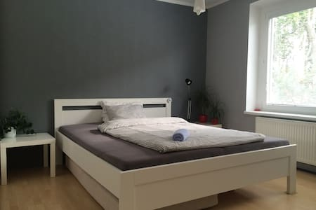 BATA´s house: grey and cozy room