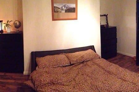 Quiet and spacious bedroom in Clapham - Lontoo