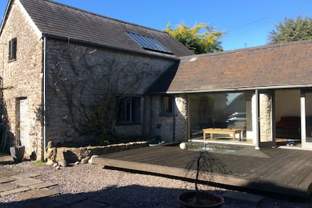 Cosy barn conversion near coast - Colwinston