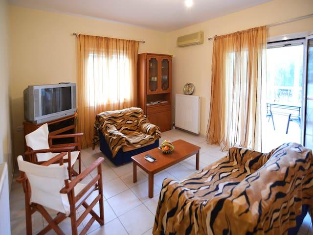 Dimitra Apts Home Χ3 Guest - Ζάκρος - Byt