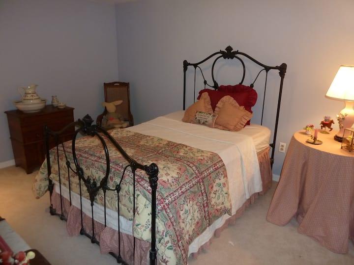Trois Peches Room