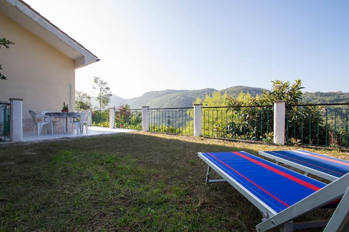 Climb trekk and bike zone (2 ROOMS) - Finale Ligure - Villa
