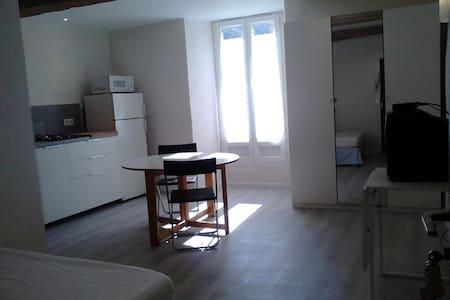 Studio centre village, face château - Malijai - Квартира