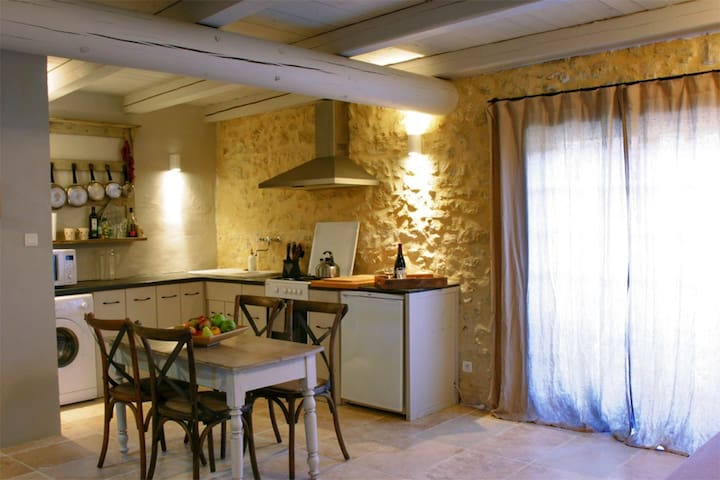 Gite Roumanin pres de Vacqueyras - Sarrians - Appartement