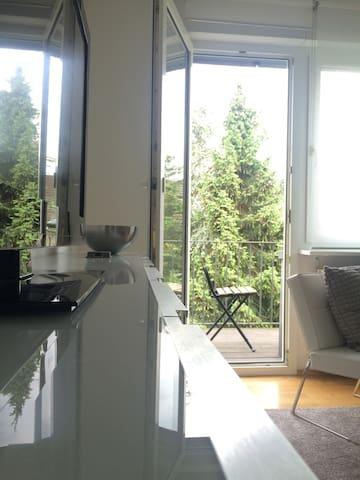 Dachstudio am Hexenturm - Jülich - Apartamento