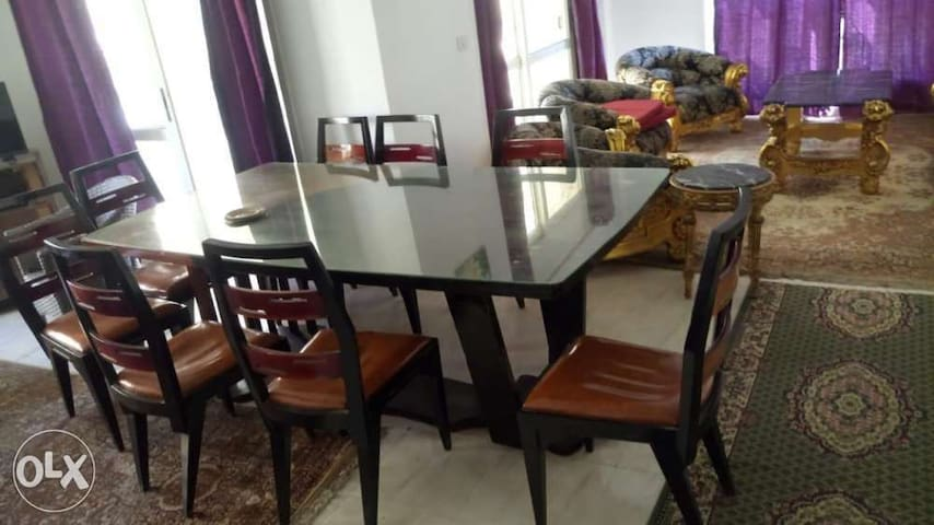 Furniture Apartment for rent in madinty