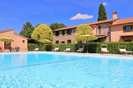 Melograno -  Residenze San Martino - Passignano Sul Trasimeno - Apartmen