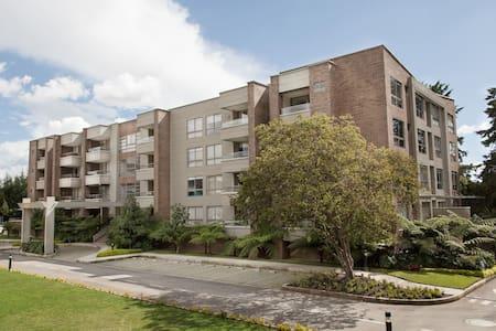 APARTA HOTEL CON DOS HABITACIONES - Rionegro - Appartement