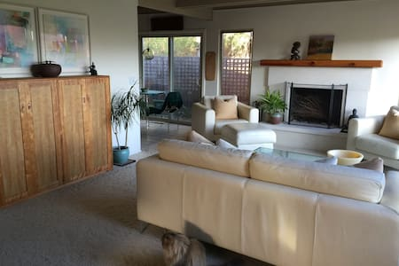1 private bedroom w/own bathroom - Mill Valley