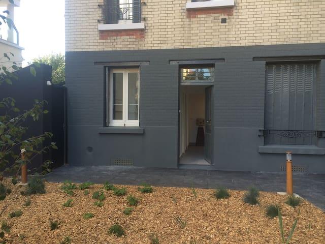 Pied à terre  à 20 mn de PARIS - Le Perreux-sur-Marne - Apartemen