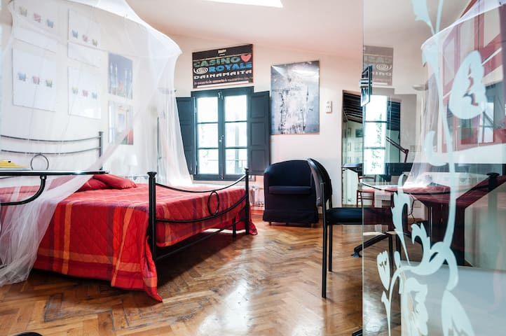 Stylish double room near Tower - Pisa - Byt