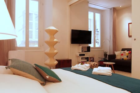 Lovely 1-BDR in the Old Town - Nice - Apartment