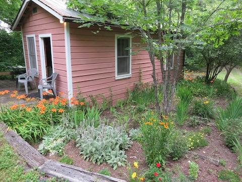 Writing and Spiritual Retreat Cabin