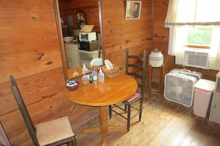 Writing and Spiritual Retreat Cabin - Ashland City - Cabane