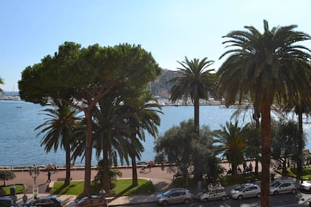 Rapallo, downtown with a lovely seaview - Rapallo