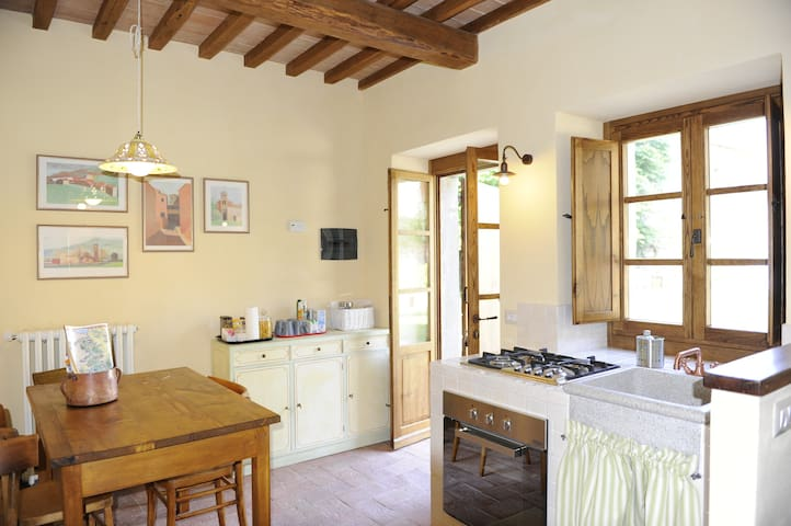 B&B - La Casa Nova - Appartamento - Sansepolcro - Bed & Breakfast