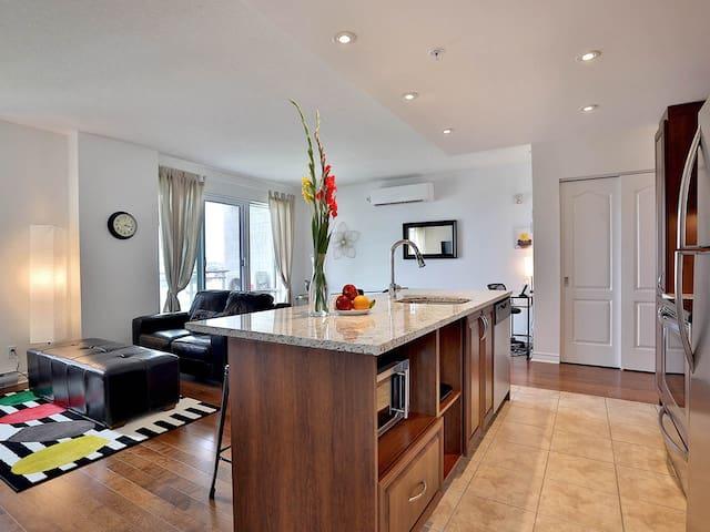 The Cozy :: Brossard - Brossard - Apartment