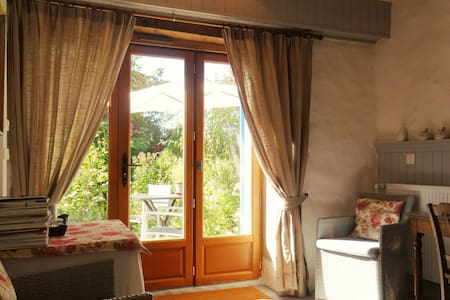 Room in the garden for 2 persons - Vergheas - Bed & Breakfast