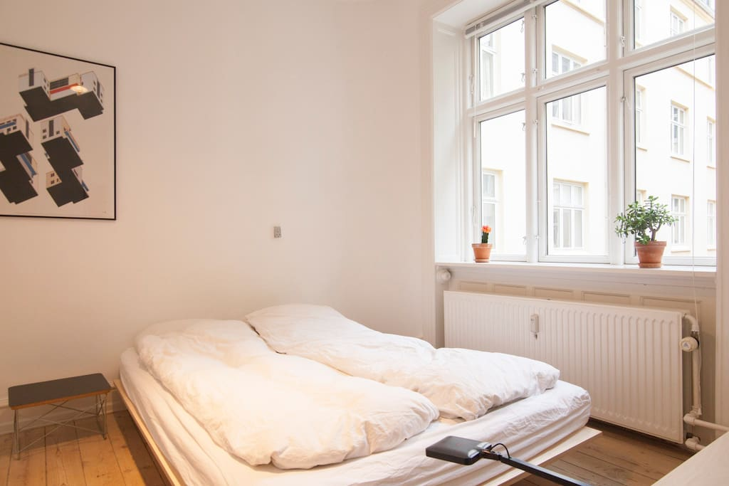 Nice apartment in trendy Nørrebro