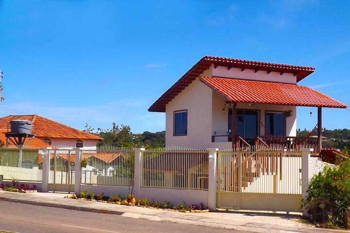 Stúdio/Flat Vista Paraíso - Centro - Alto Paraíso de Goias - Apartment